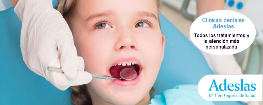 revisión dental Adeslas