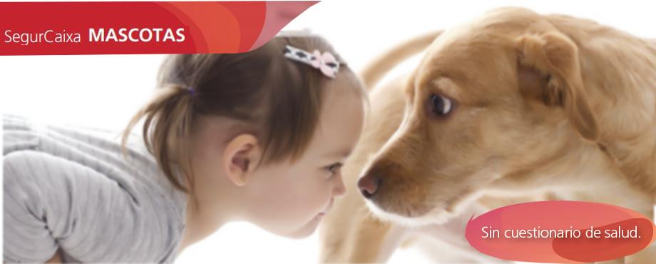 seguro mascotas segurcaixa Adeslas