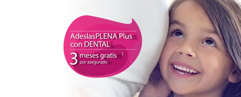 Nueva campaña 3 meses gratis Adeslas