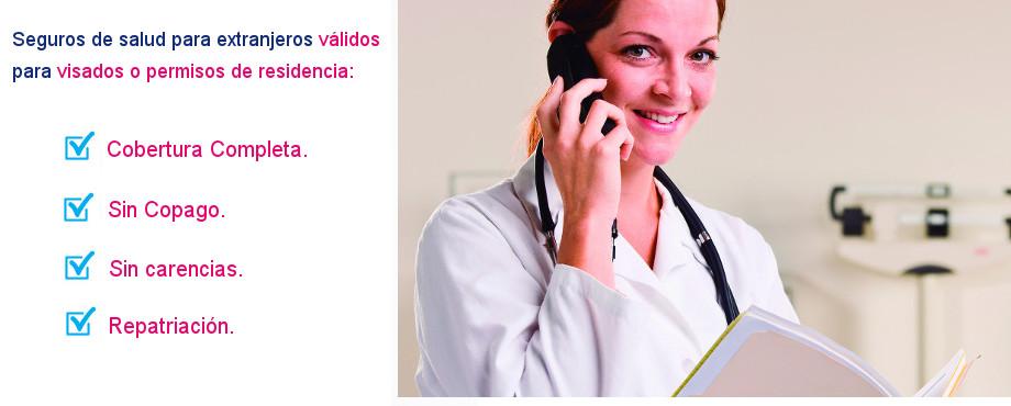 seguro médico para extranjeros adeslas