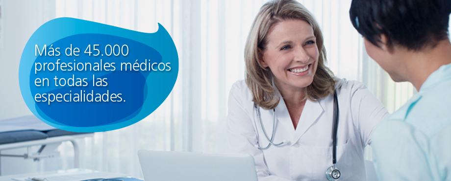 seguro médico privado