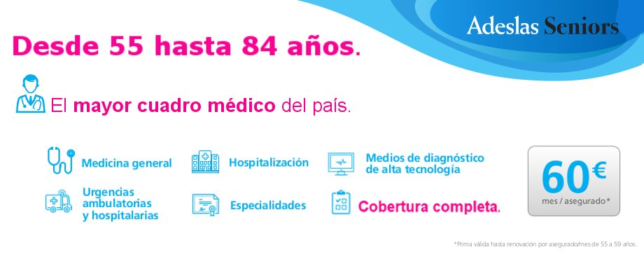 seguro médico para mayores
