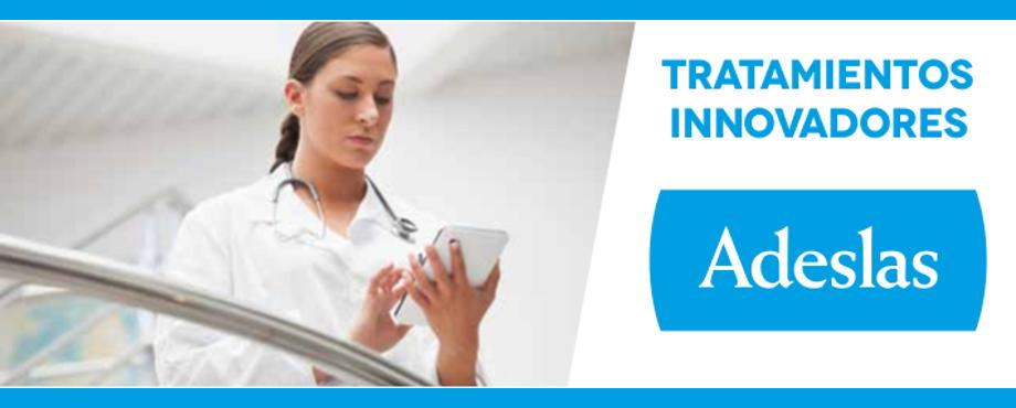 Adeslas tratamientos innovadores